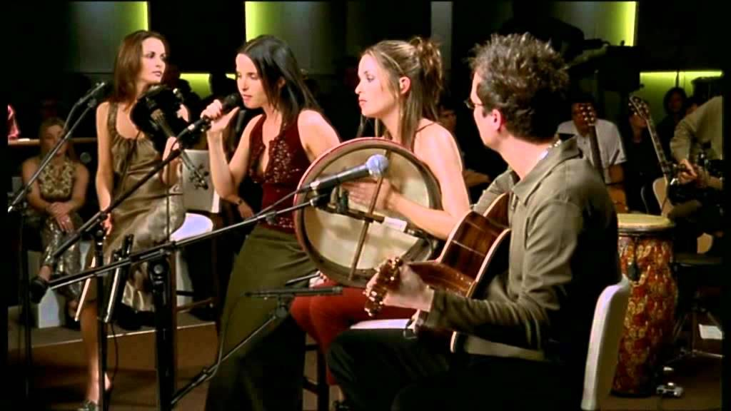 the corrs runaway mtv unplugged